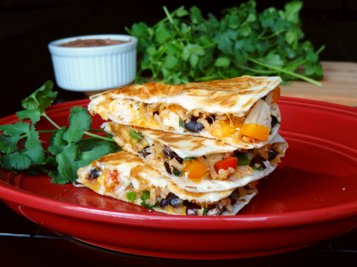 Arizona Dreaming Quesadillas