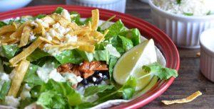 Sweet Pulled Pork Salad {Cafe Rio Copycat} | Garnish & Glaze