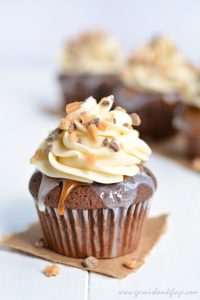 Better Than Anything Cupcakes | Garnish & Glaze