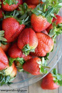 Strawberry Freezer Jam | Garnish & Glaze