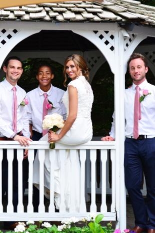 Wedding Day | Garnish & Glaze
