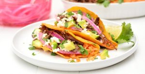 Sweet Potato Tacos | Garnish & Glaze