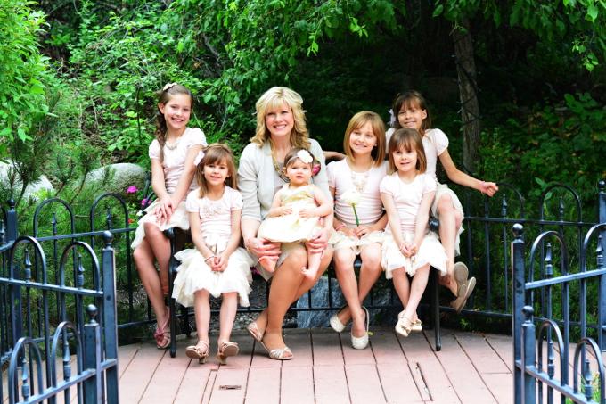 Thank Heaven For Little Girls | Garnish & Glaze