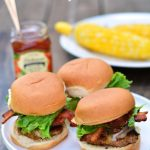 Southwest Turkey Sliders | Garnish & Glaze