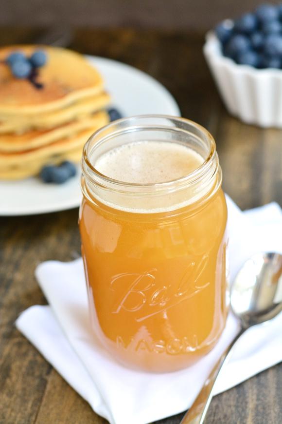 Oh so good buttermilk syrup | Garnish & Glaze