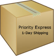 Priority Express 1-Day shipping