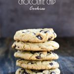 Bakery Style Chocolate Chip Cookies | Garnish & Glaze