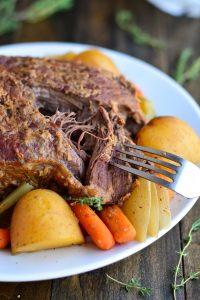 Pot Roast- 3 Ways | Garnish & Glaze