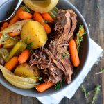 Pot Roast- 3 Ways | Garnish & Glaze