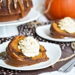 Chocolate Chunk Pumpkin Cake | Garnish and Glaze