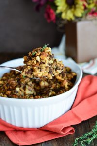 Thanksgiving Stuffing #giveaway | Garnish & Glaze