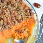 Sweet Potato Casserole | Garnish & Glaze