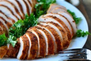 Slow Cooker Turkey Breast | Garnish and Glaze