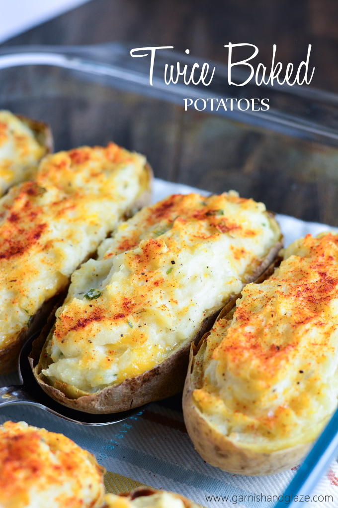 twice baked potatoes the best baked potatoes 12446