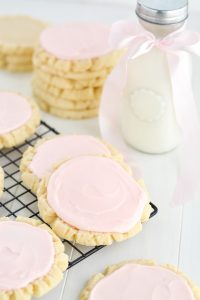 Swig Sugar Cookies | Garnish & Glaze