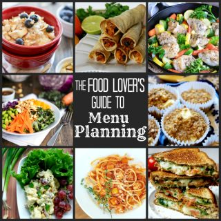 Food Lover's Guide to Menu Planning