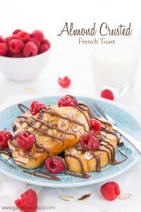 Almond Crusted French Toast | Garnish & Glaze