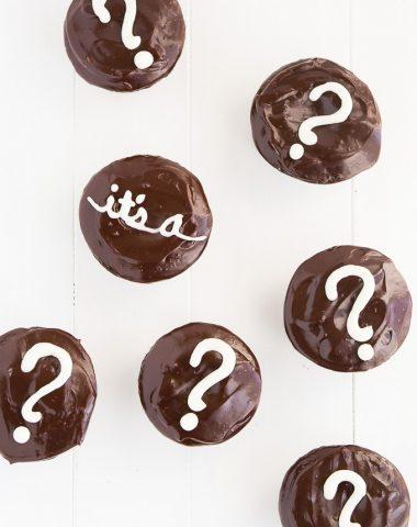 Gender Reveal Cupcakes   Garnish and Glaze