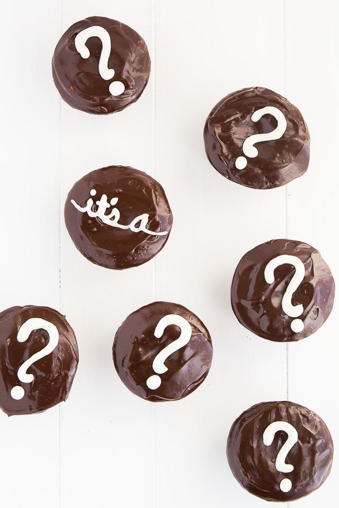 Gender Reveal Cupcakes | Garnish and Glaze