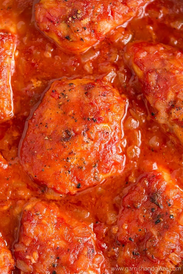 Napa Valley Chicken