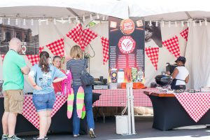 Fill up on loads of food and fun at Worlds of Fun All American BBQ & Brewfest!