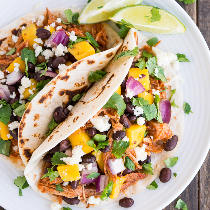 Chipotle Pork Tacos | MONDAY
