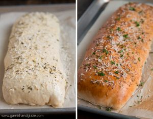 Calling all meat & cheese lovers! This Sausage & Pepperoni Stromboli is for you! Warm meat and melted cheese all wrapped up in seasoned pizza dough.