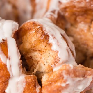 Glazed Monkey Bread