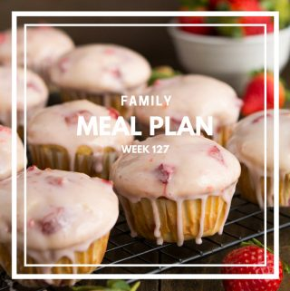 Family Meal Plan 128