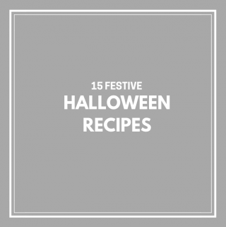 15 Festive Halloween Recipes