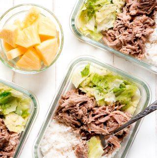 3- Ingredient Kalua Pork