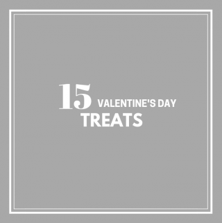 15 Valentine's Day Sweets