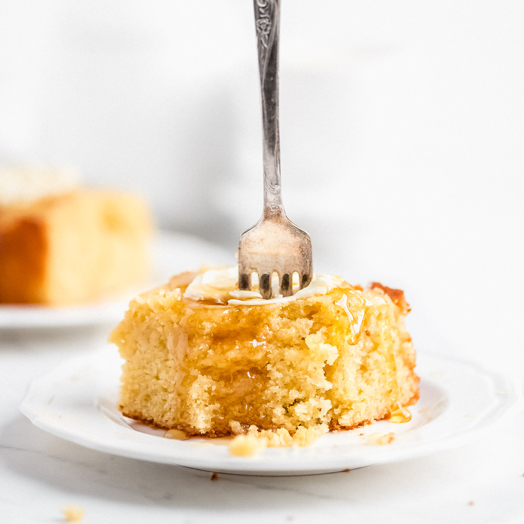 SIDE | The Best Buttermilk Cornbread