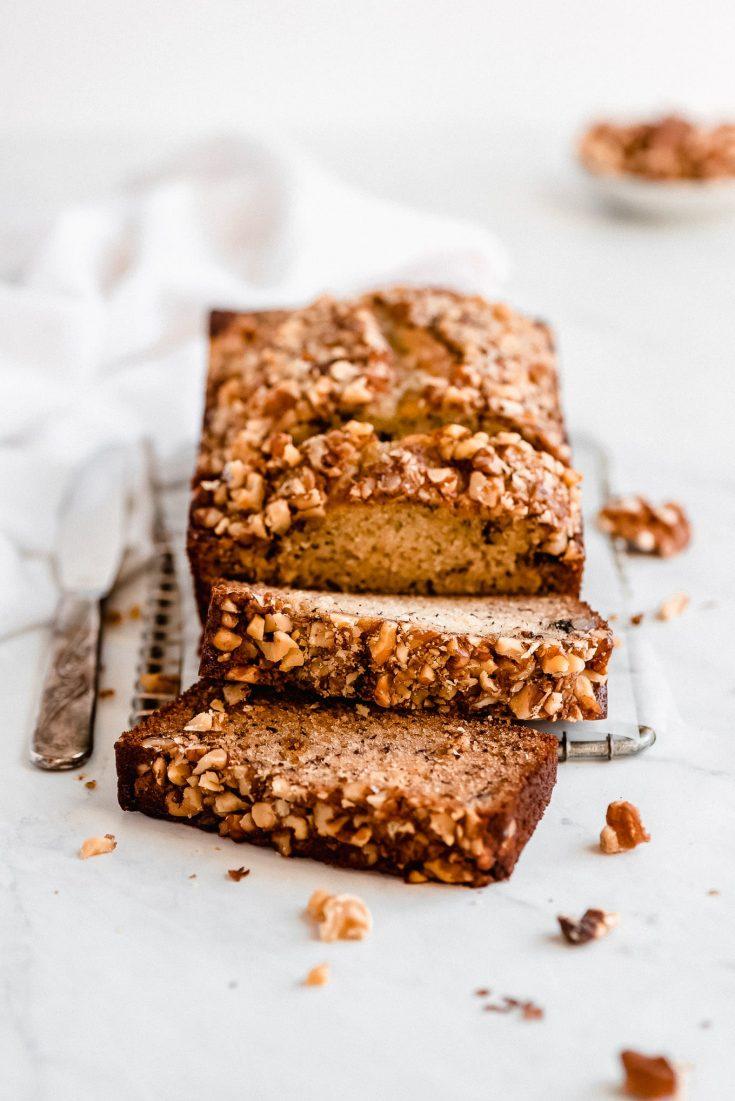 The BEST Banana Nut Bread | BREAKFAST