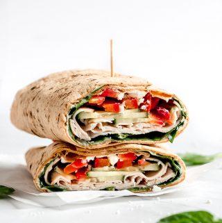 Turkey Ranch Wraps + More Ways to Use Greek Yogurt