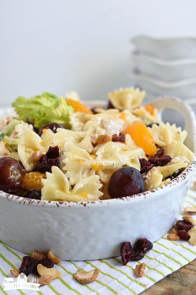 Chicken Pasta Salad | Thursday