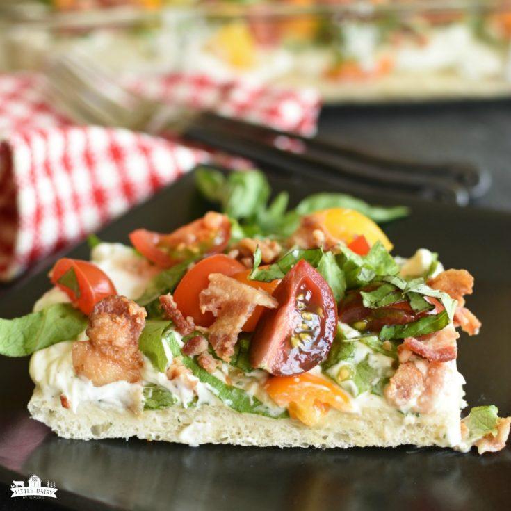 WEDNESDAY | BLT Pizza