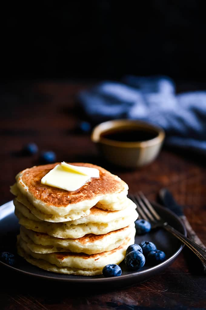 Best Buttermilk Pancakes | BREAKFAST