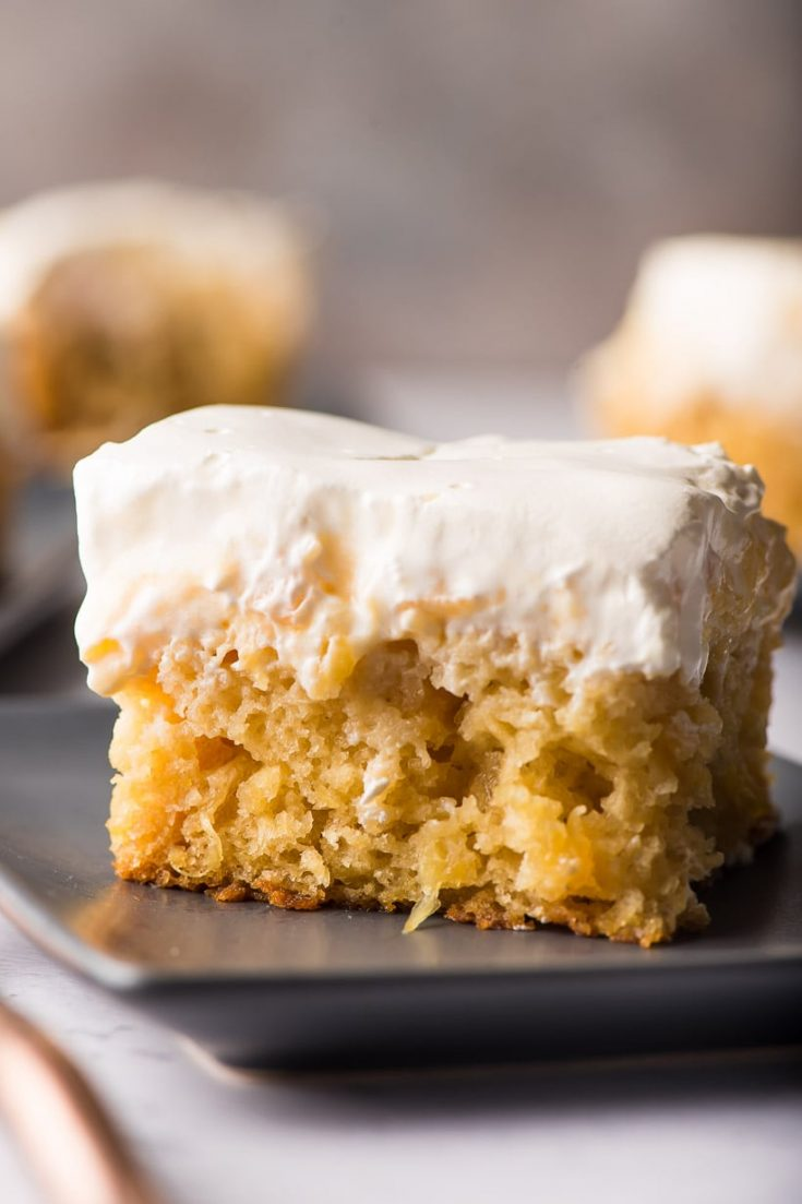 DESSERT | Pineapple Sunshine Cake