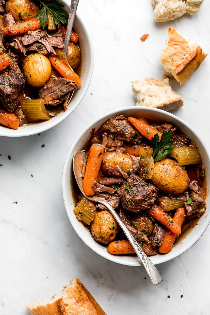 MONDAY | Slow Cooker Beef Stew