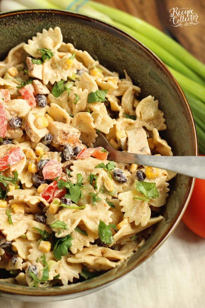 SIDE | Southwestern Pasta Salad